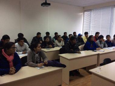 classroom ETU