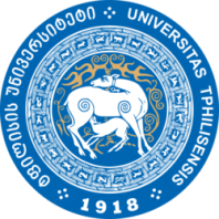 Logo of Tbilisi State University, Georgia