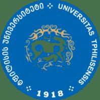 Logo of Tbilisi State University, Georgia