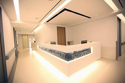 Dream Plastic Clinic entrance