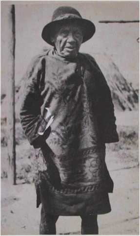Chefe Auka, líder de tribos no que é hoje Venezuela, Guiana e Brasil