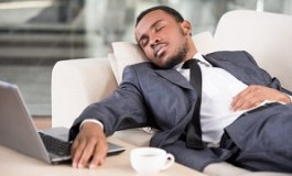 Napping cuts hypertension as much as does salt and alcohol reduction