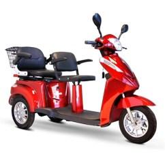 Motorized Chair Lift Osaki Os 4000 Massage 2 Ewheels Ew-66 Person 3-wheel Power Scooter | Mobility