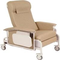 Winco 6551 CareCliner Drop Arm Geriatric Chair | Geri Chair