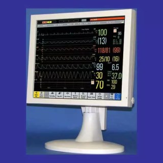 Patient Monitor LCDs