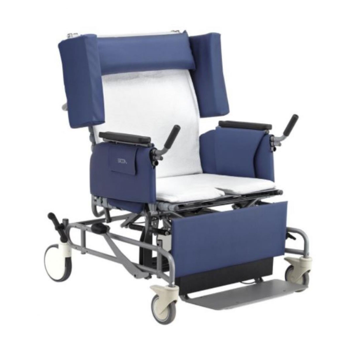 broda chair accessories salon elite vanguard bariatric tilt recliner model 985
