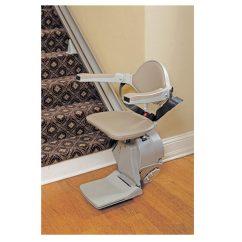 Bruno Lift Chair Swing Cushions Sre 3000 Elan Stair Indoor Straight Rail