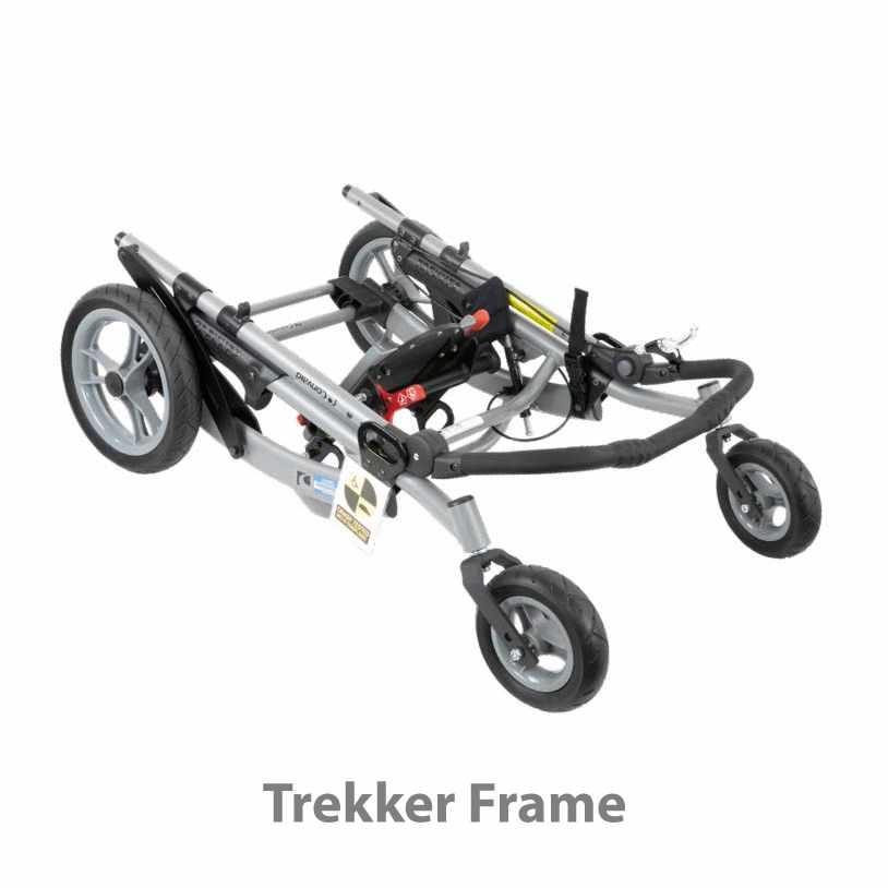 R82 Stingray Tilt Stroller with Trekker Mobility Base