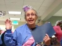 Oldest Working Nurse