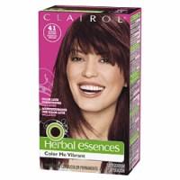 Herbal Essences Hair Color Me Vibrant 44 Deep Red Paint ...