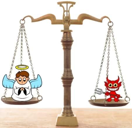 Good vs Evil
