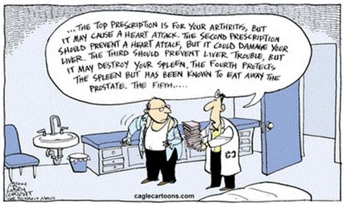 Caregiver Cartoon