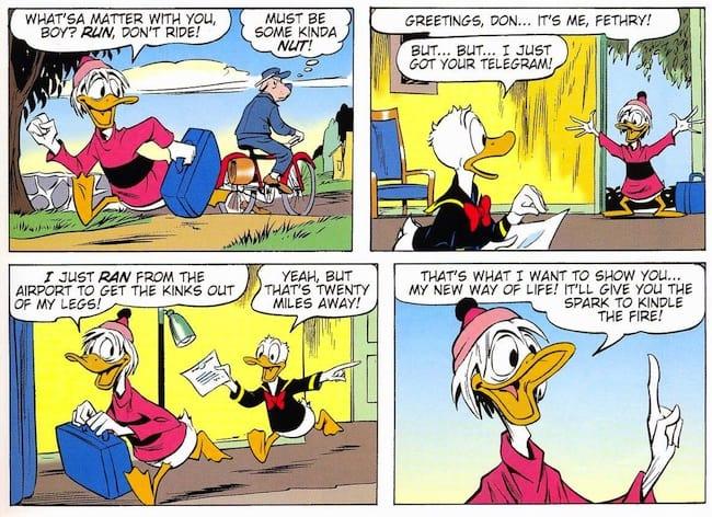 Health and Appearance Cartoon