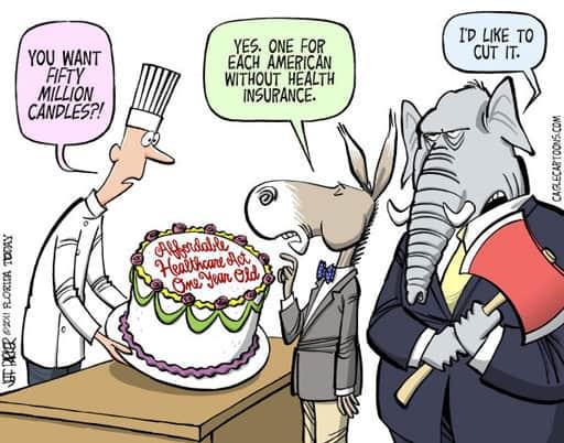 Health Funny Cartoon