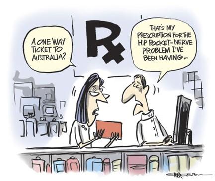 Pharmacy Cartoon Funny