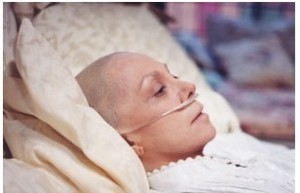 woman-with-cancer-in-hopital-bed