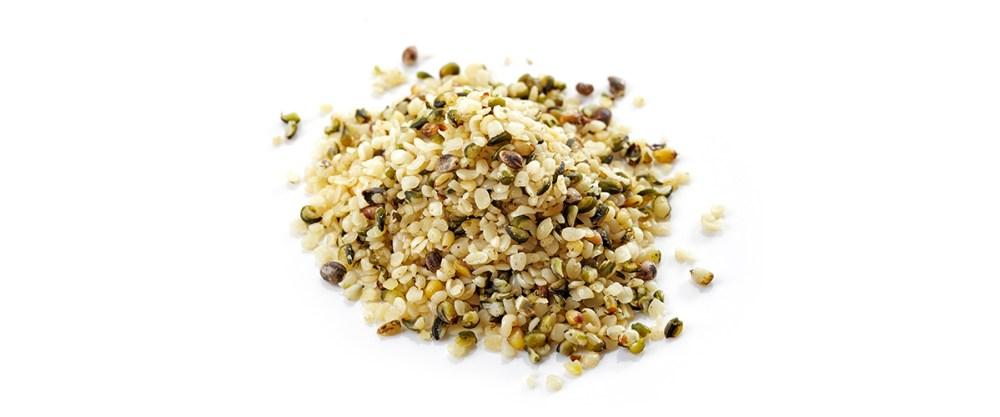 high nutrient hemp seeds