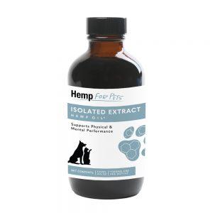THC free CBD oil for pets