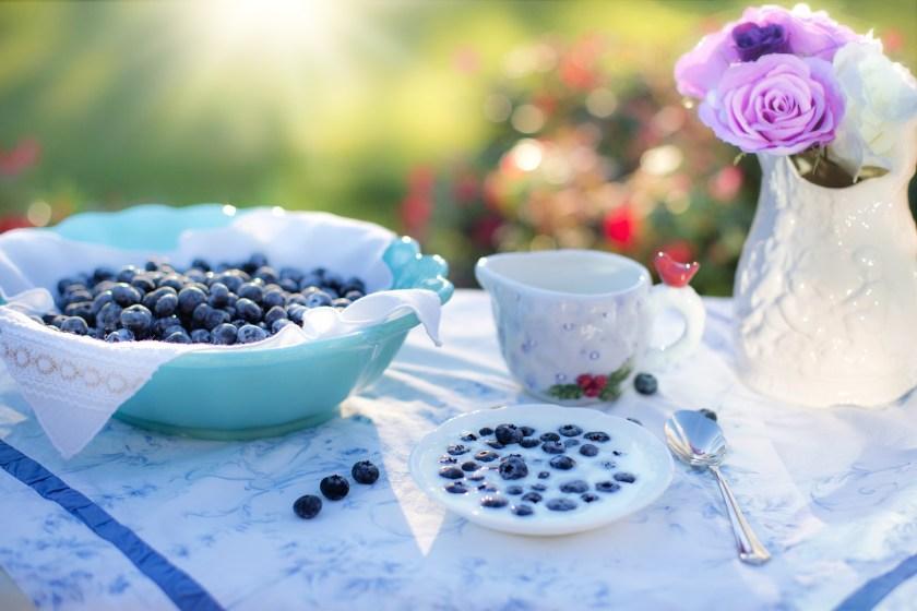 blueberries superfoods