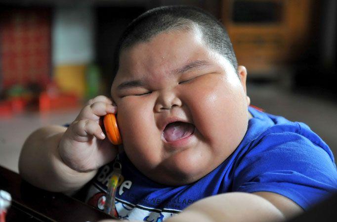 overweight kids weight loss