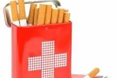 Risk of Smoking Image