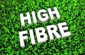 high fibre diet