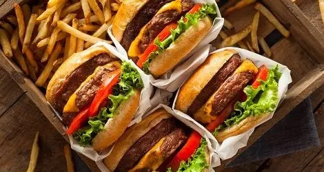 Fast-food-consumption