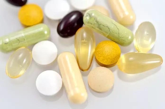 vitamin intake