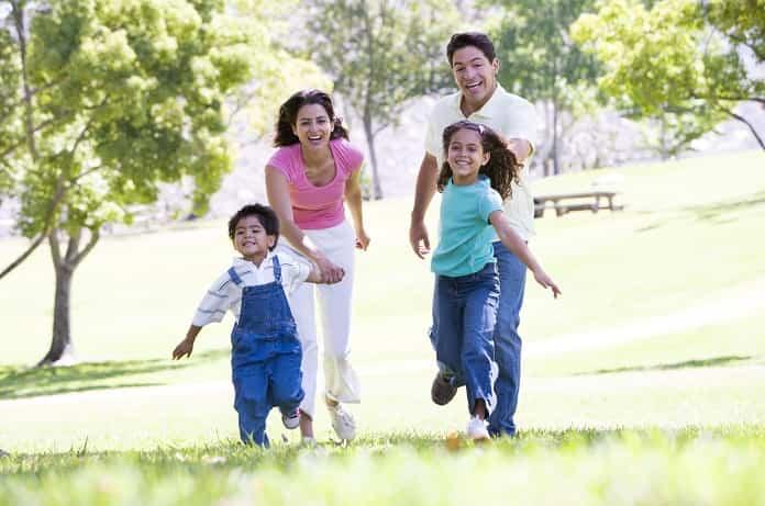family exercise