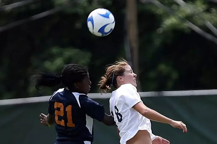 Can Soccer Headers Cause Brain Damage >> Does Soccer Headers Cause More Brain Damage In Women Than Men