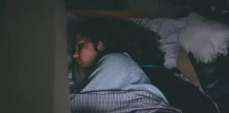 sleeping too much