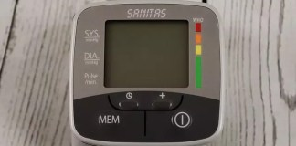 how do home blood pressure monitors work