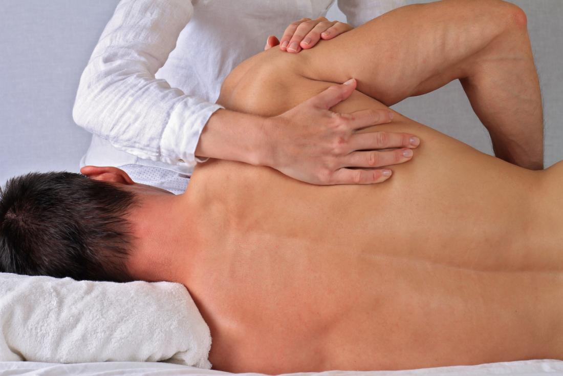 Osteopathy manipulation