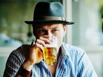 Alcohol 'more damaging to brain health than marijuana'