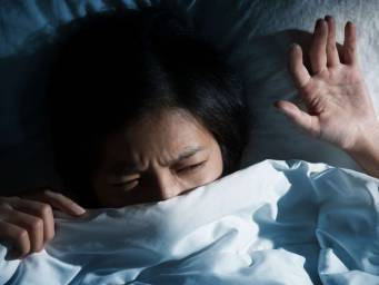 A waking nightmare: The enigma of sleep paralysis