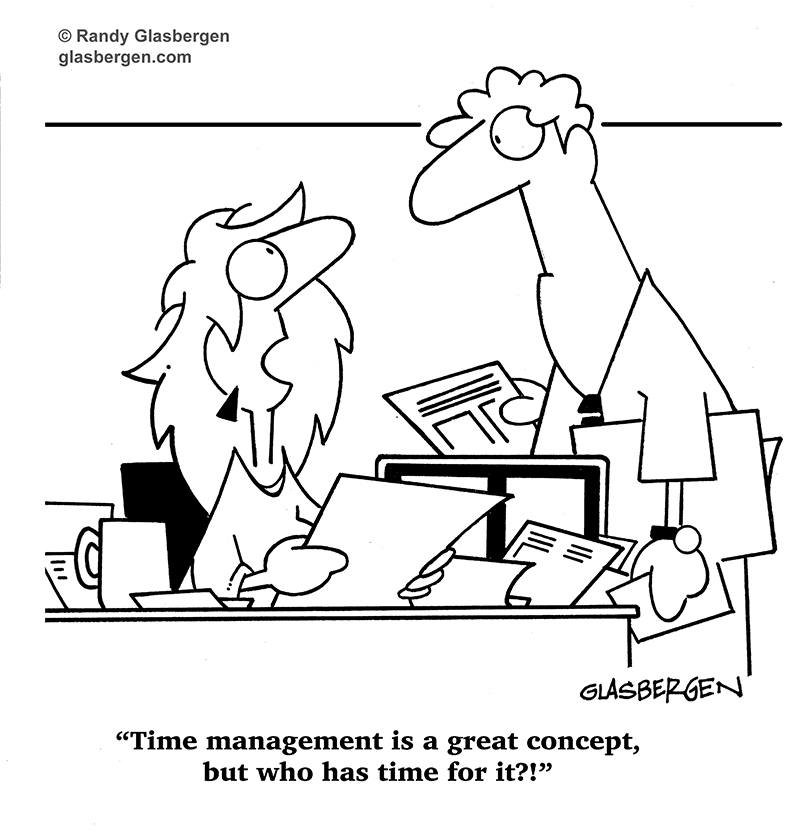 How to schedule time for time management
