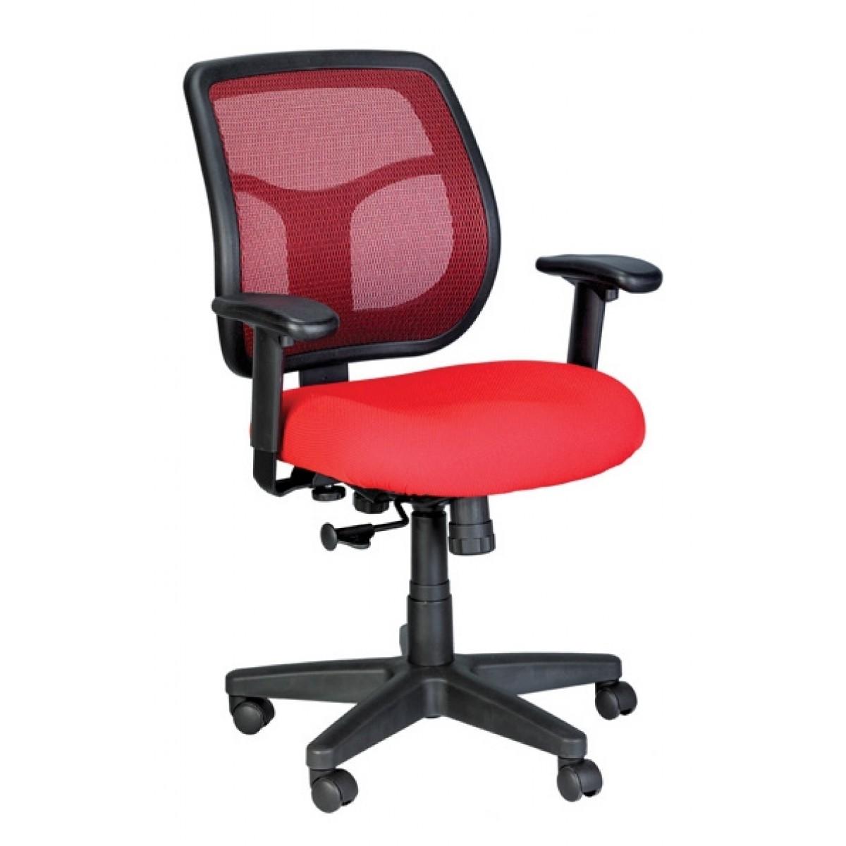 raynor eurotech ergohuman mesh mid back task chair black covers for weddings basingstoke 39s apollo