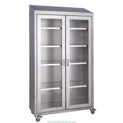 Stainless Steel Kitchen Cabinets For Sale Shaker Style Medwurx Mobile Instrument Supply