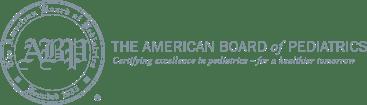 The American Board of Pediatrics ®