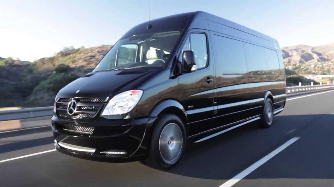 Luxury Medical Transportation Mercedes Sprinter