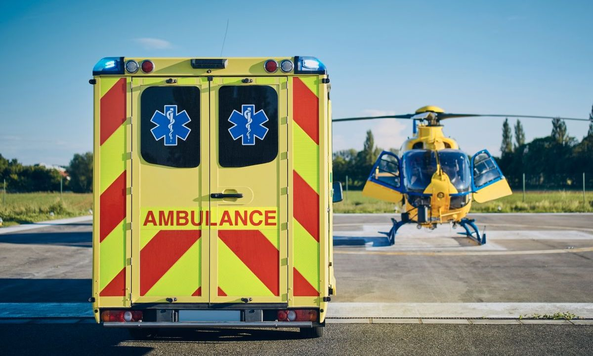 Guide to Air Ambulance Service After an Event