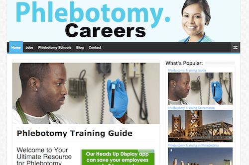 phlebotomy training guide - portolio