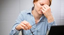 Fatigue chronique, manque d'énergie, stress