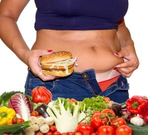excès de graisse