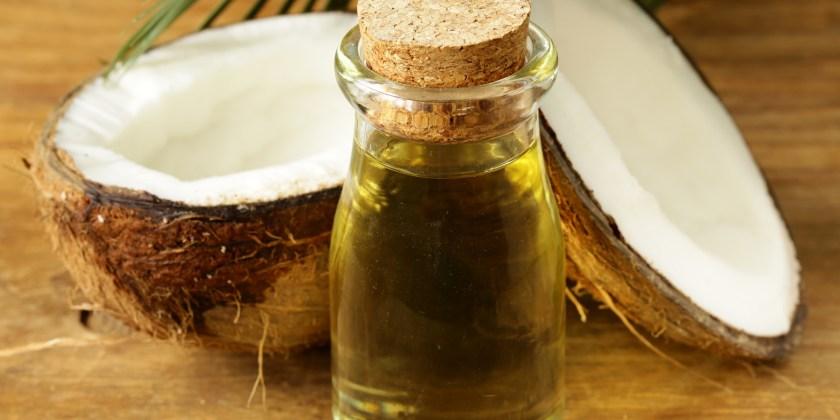 La noix de coco et l'huile de coco