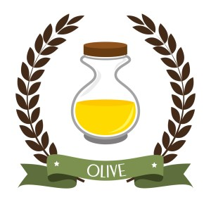 Olive oil design, vector illustration.