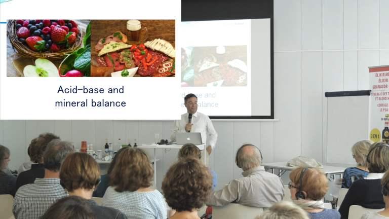 Conférence Dr. Jacob's® : Maintenir son équilibre acido-basique : le secret de la longévité !