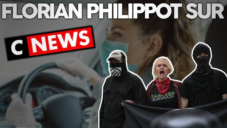Florian Philippot seul contre tous sur CNews ! (Masques, Peur organisée, Raoult + les Violences)
