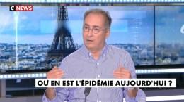 Laurent Toubiana – 97% des tests Covid 19 sont négatifs, il ne faut pas l'oublier
