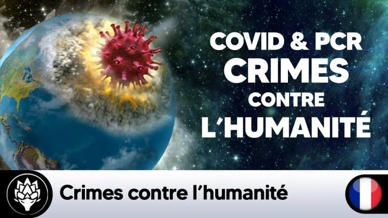 Covid 19 & tests PCR : Crimes contre l'humanité 🌍 Reiner Fuellmich